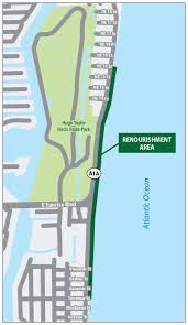 Map Of Ft Lauderdale City Of Fort Lauderdale Fl Beach Renourishment