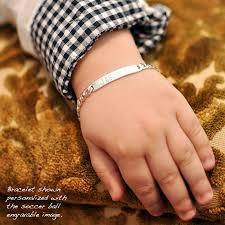 baby bracelets personalized beadifulbaby boy s jewelry favorite personalized id sterling