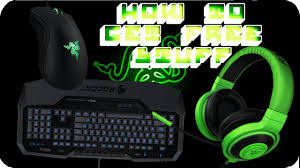 how to get free cheap stuff razer products and roccat products