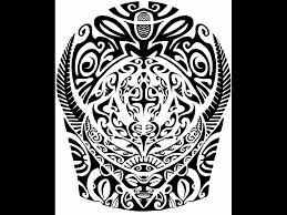 polynesian tiki designs images for tatouage