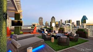 rooftop oasis creative ideas for urban outdoor spaces youtube
