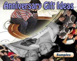 customized anniversary gifts photo gift ideas portrait painting pop collage