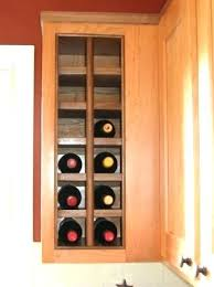 kitchen cabinet wine rack ideas kitchen cabinet wine rack or great kitchen wine racks design ideas