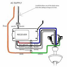 ceiling fan with light wiring diagram two switches 4 wire switch how