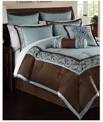 Blue And Brown Bedroom Set 41 Best Decor Guest Room Images On Pinterest Guest Rooms 3 4