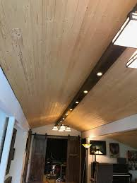 living room beam with recessed led lights dave eddy
