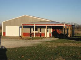 how much does it cost to build a pole barn house we build tru we build tru