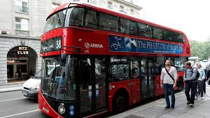new routemaster bus conductors abolished in 10 million cut by