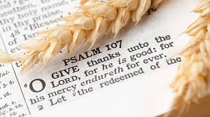 thanksgiving bible verse about thankful to others