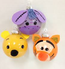 diy tsum tsum ornaments tsum tsum pinterest ornament craft