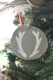 birch slice antler ornaments printable city farmhouse