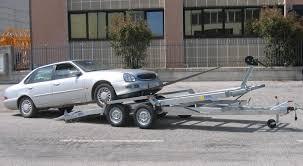 carrelli porta auto usati noleggio carrelli e rimorchi per auto trentino alto adige veneto