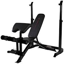 amazon com impex marcy club mkb 869 deluxe mid size bench