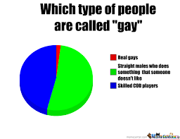 which type of people are called gay by recyclebin meme center