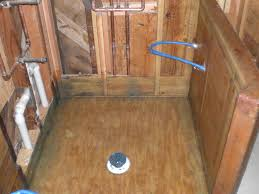 Ez Shower Pan by Custom Fiberglass Shower Pan How To Repair A Fiberglass Shower