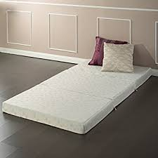 Folding Mattress Bed Magshion Memory Foam Trifold Folding Mattress Floor