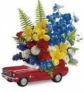 Flower Bouquets For Men - teleflora u0027s u002748 ford pickup bouquet flowers flowers pinterest