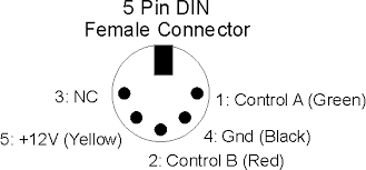 pin din to rca connector wiring diagram furthermore cable 14 pin