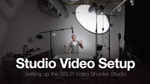 cheap studio lights for video the studio part 3 how to setup a video studio