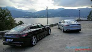 porsche family car 2017 porsche panamera first drive the 4 door super sedan to beat