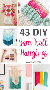 43 inspiration diy woven wall hangings for your home u2022 cool crafts
