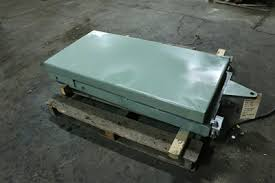 used electric lift table used lift tables for sale by american surplus inc