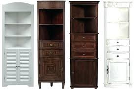 Corner Bathroom Cabinet Corner Bathroom Cabinets Bathroom Corner Cabinet With Light And