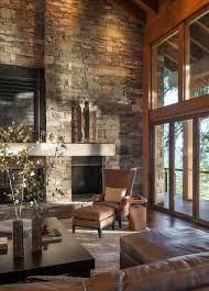 steinwand wohnzimmer reinigen die besten 25 wandverkleidung stein ideen auf