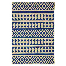 Blue And White Striped Rugs Uk Blue Rugs John Lewis