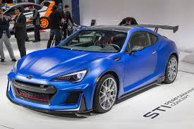 subaru galaxy blue subaru u0027s sti performance concept just might be the brz sti you u0027ve