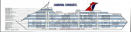 29 body carnival cruise conquest deck layout punchaos com pics carnival cruise conquest deck plans