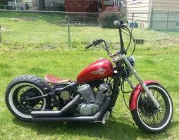 honda 600 for sale my 1994 honda shadow 600 vlx bobbers