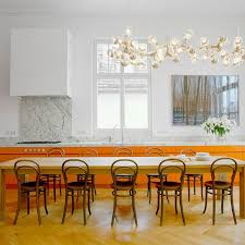 Incredibly Long Dining Tables - Long dining room table