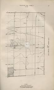 Cook County Illinois Map by Maps Local History