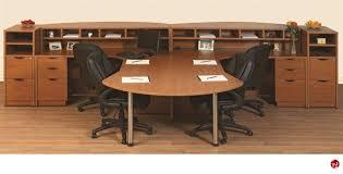 2 Person Reception Desk The Office Leader 2 Person L Shape Laminate Reception Desk