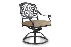 St Louis Patio Furniture by World Source St Louis Swivel Rocker With Cushion Mathis