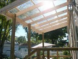 Design Ideas For Suntuf Roofing Suntuf Porch Roof Installation Overview Palram Americas Yard