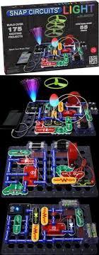 snap circuits lights electronics discovery kit van de graaff generator generators