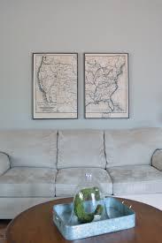 us map framed framed u s explorer route map brick house