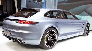 porsche hatchback 4 door paris 2012 porsche panamera sport turismo shooting brake live