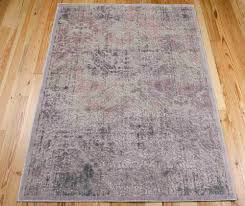 6x8 Area Rug Nourison Graphic Illusions Gil09 Grey Area Rug Free Shipping
