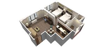 Residence Inn Floor Plan by Hotel In Midtown Nyc Residence Inn New York Manhattan