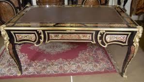 bureau boulle boulle desk archives antiques