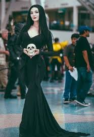 Addams Family Halloween Costume Ideas Ideas U0026 Accessories Diy Morticia Addams Halloween Costume