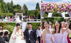 wedding arches rental vancouver ca real wedding howard s fairy tale wedding