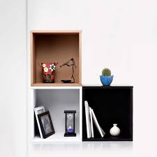 Home Decor Storage Cube Storage Unit Display Book Case Cardboard Shelves Paper Home
