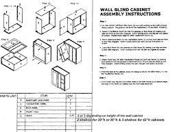 Assembling Kitchen Cabinets Kitchen Cabinet Assembly Instructions Nrtradiant Com