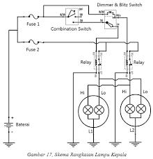 sistem kelistrikan saenal abidin