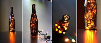 lights made out of wine bottles how to make wine bottle light diy crafts handimania