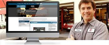 technology garage alldata training garage online automotive business courses